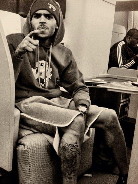 Chris Brown twitetr