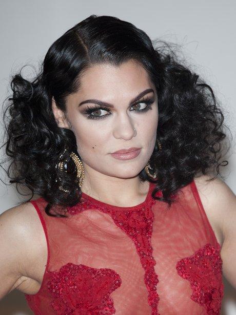 Jessie J BRIT 2012