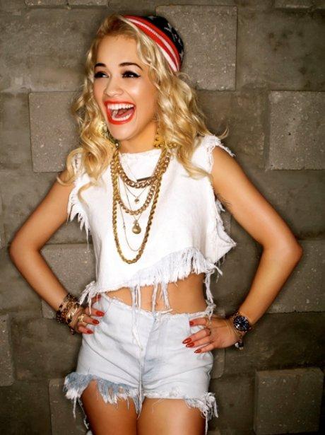 Rita Ora press shot
