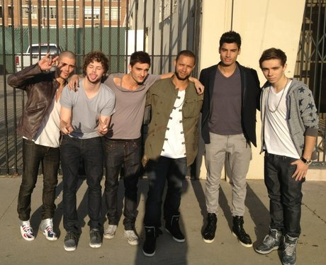 The Wanted twitter