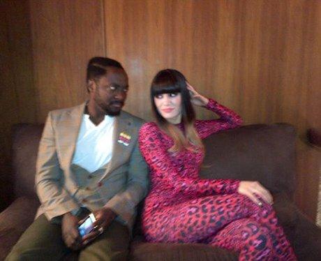Will.i.am and Jessie J