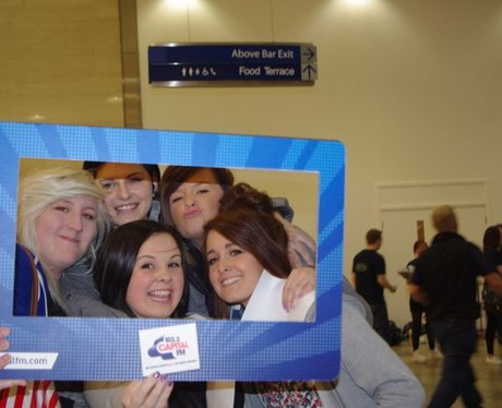 Capital FM at the Student Lock-In 2