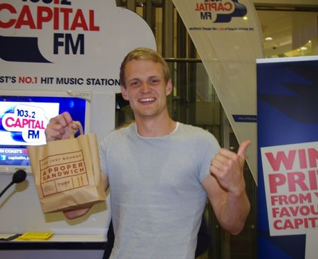 Capital FM at the Student Lock-In