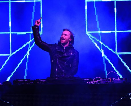 David Guetta Coachella