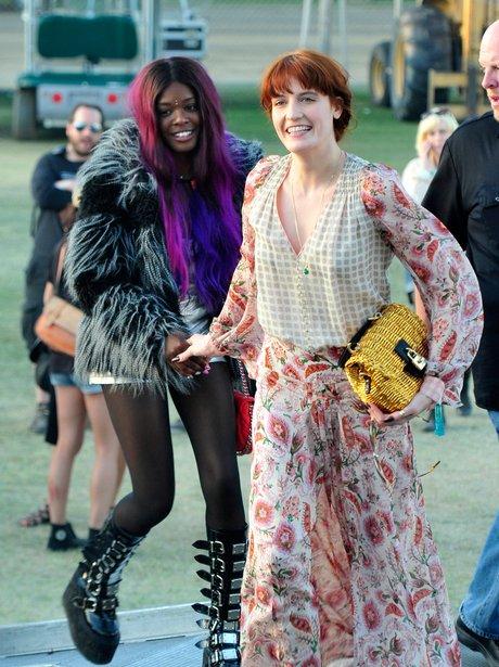 Florence Welch Coachella