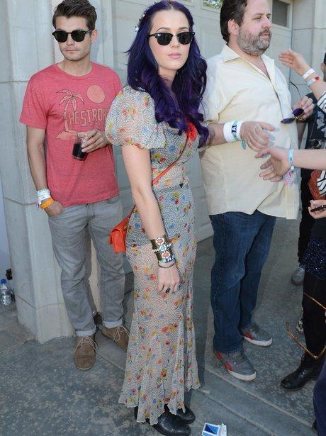 Katy Perry at Coachella