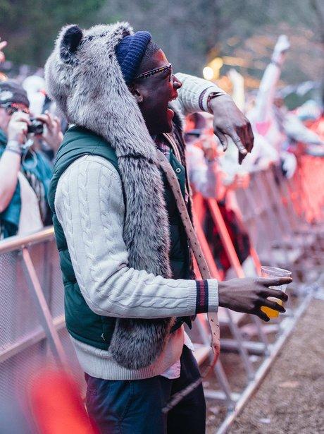 Labrinth at Snowbombing 2012