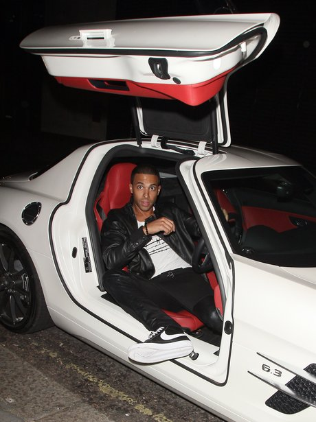 Marvin Humes car