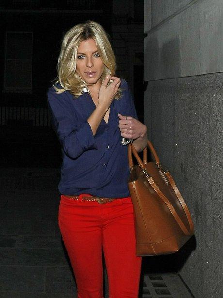 Mollie King in London