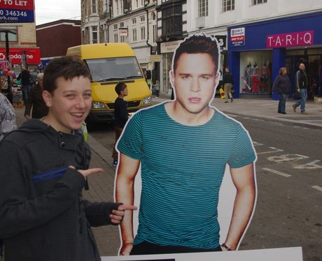 'Olly' in The Valleys
