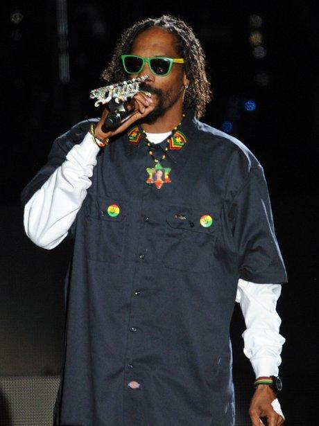Snoop Dog live