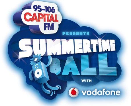 Summertime Ball 2012 Official Logo
