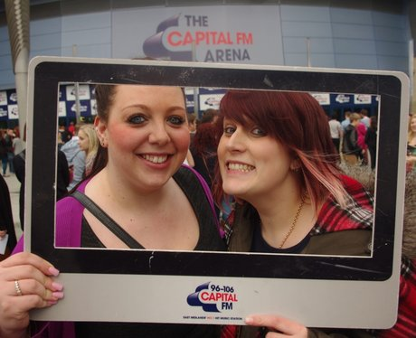 Example @ The Capital FM Arena