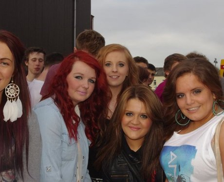 Example @ The Motorpoint Arena Cardiff