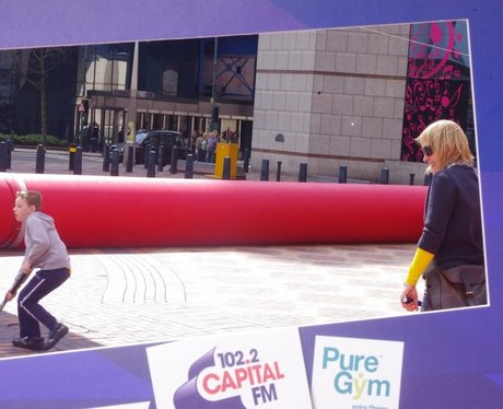 NPower The Big Dribble Event