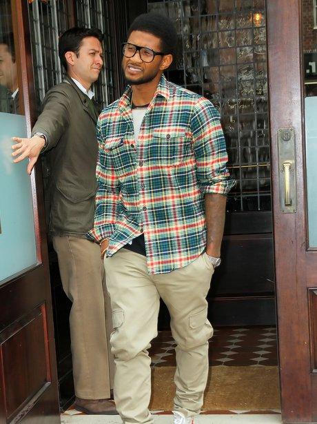 Usher in New York