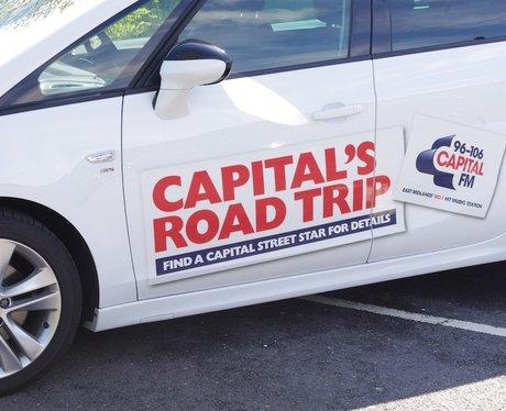 Capital Road Trip, Pentagon Derby