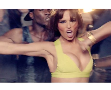 Cheryl Cole Music Video