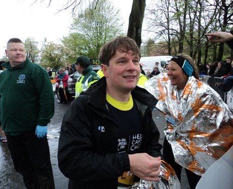 Manchester Marathon 2012