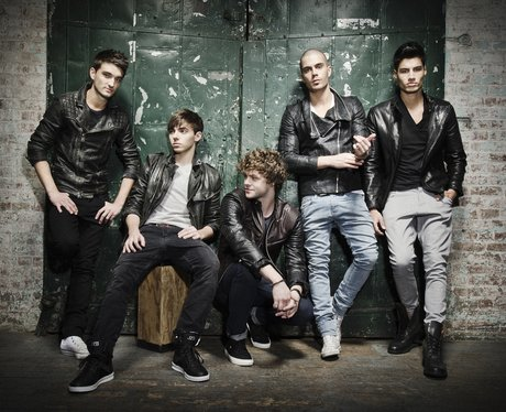 The Wanted promote their new single 'I Found You'