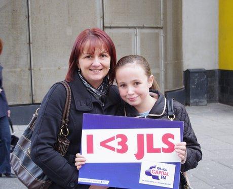 We Love JLS