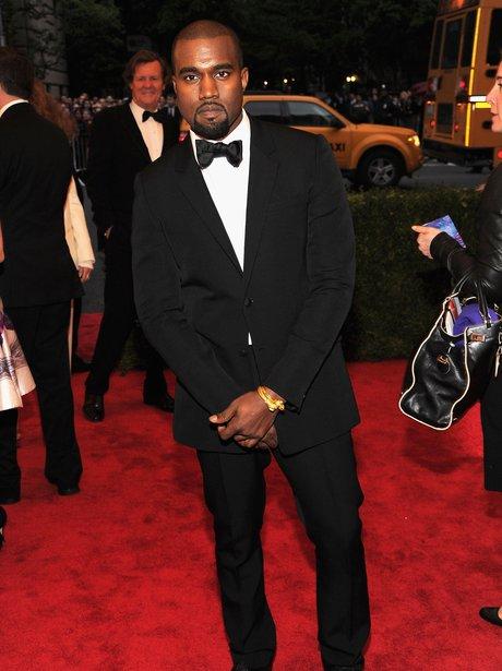 Kanye West MET Ball