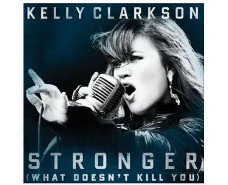 Kelly Clarkson Stronger ( What Doesn't Kill You)