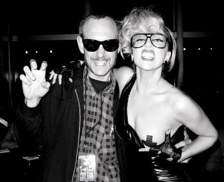 Lady Gaga and Terry Richardson