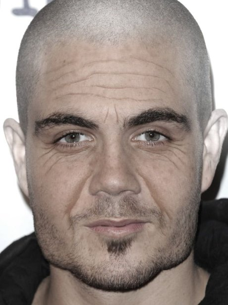 Max The Wanted in the AgingBooth