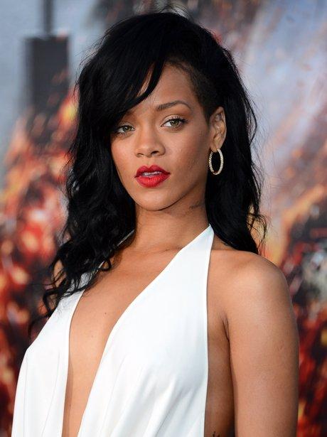 Rihanna Battleship premiere