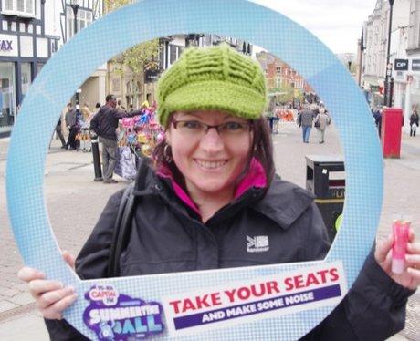 Take Your Seats -Wigan