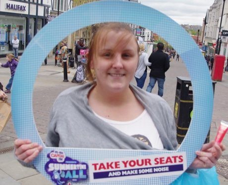 Take Your Seats -Wigan