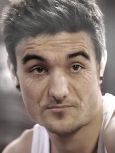 Tom The Wanted in the AgingBooth