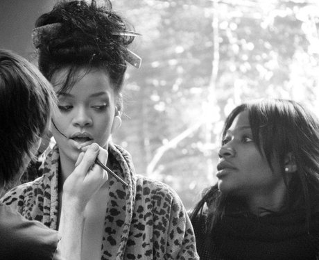 Rihanna 'Where Have You Been' Behind The Scenes