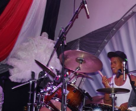 Cover Drive At Winchester Uni Summer Ball