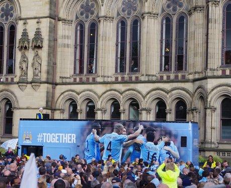 Manchester City Parade