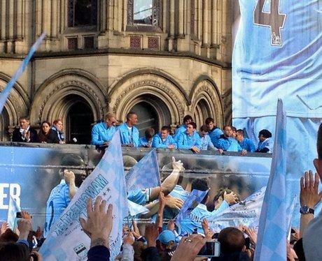Manc city parade