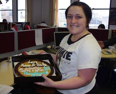 Millies Cookies Workplace Visit