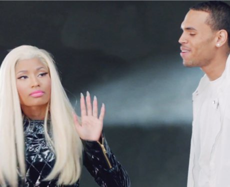 Nicki Minaj Feat. Chris Brown – 'Right By My Side'