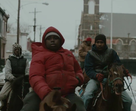 Rudimental's 'Feel The Love' music video