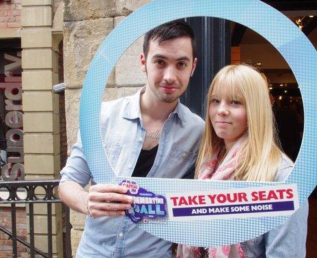 Take Your Seats - Durham