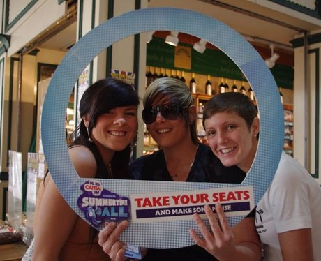 Take Your Seats -The Marlands