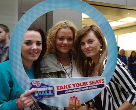 West Quay Summertime Ball Fun