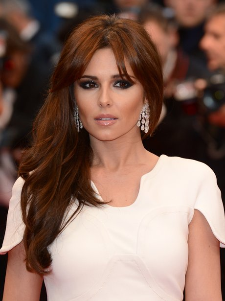 Cheryl Cole attend Cannes Film Festival 2012.