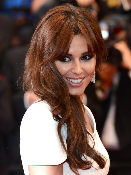 Cheryl Cole attend Cannes Film Festival