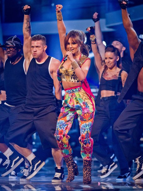 Cheryl Cole performs new song 'Call My Name'