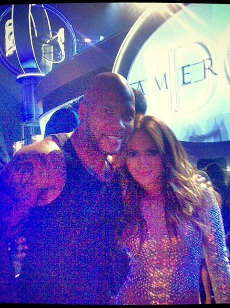 J-Lo and Flo Rida