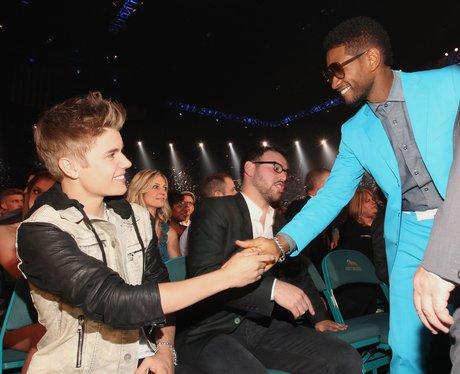 Justin Bieber at the 2102 Billboard Music Awards