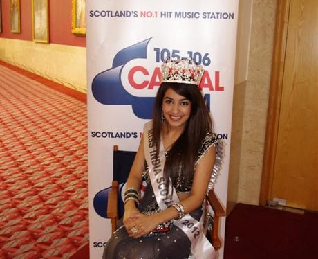 Were you pap'd at the Miss Scotland Final?