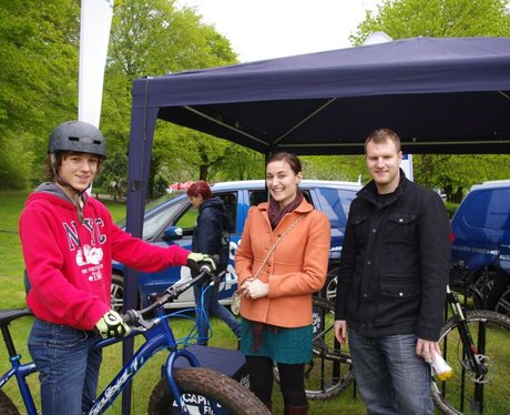 QE Cyclefest - Sunday